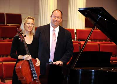 Duo Intermezzo - Cellist Ruth Berry & Pianist Kevin Pollack