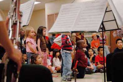In Praise of Music - Education