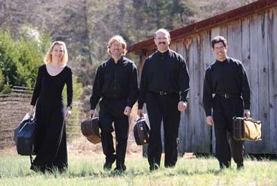 Magellan String Quartet - Musical Journeys