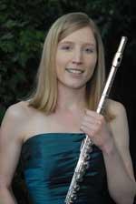 Angela Massey - flute