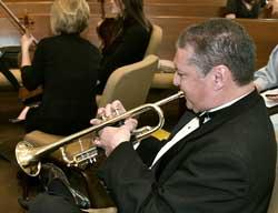 Fabio Mann, trumpet
