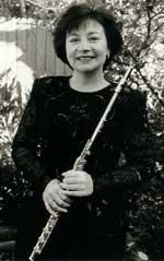 Lorraine Jones, flute
