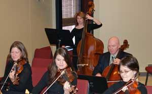 Lyra Vivace - String Quintet