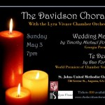Te Deum and Wedding Mass