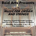 Music for Organ and Strings