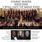 Lyra Vivace and Augusta Choral Society