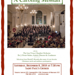 A Caroling Messiah: Lyra Vivace and Augusta Choral Society