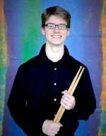 Cameron Wilson, percussion