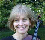 Jennifer Reuning Myers, violin