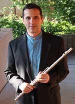 Rob Foster - flute, alto flute, bass flute, shakuhachi (Japanese bamboo flute), Irish flute, saxophones, composer, arranger
