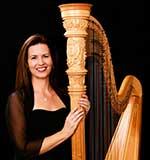 Vonda Darr, harp