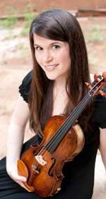 Eliza Hesse - violin