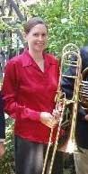 Kate Jenkins - trombone