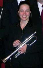 Kathryn Cheney - trumpet