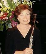 Lorraine Jones - flute