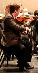 Neil Casey - violin, conductor