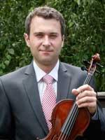 Pawel Kozak - violin