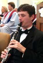 Taylor Massey - clarinet