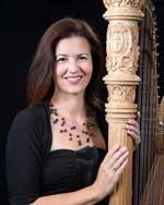 Vonda Darr - harp