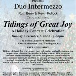 Duo Intermezzo - Washington Little Theater