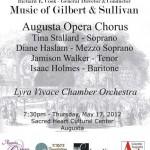 Lyra Vivace - Augusta Opera