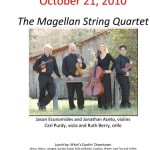 Magellan String Quartet - Midday Music and Lunch