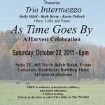 Trio Intermezzo - As Time Goes By