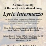 Lyric Intermezzo - Sundays at Four