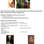 Midday Music Concert Series - The Continuo Collective of the South