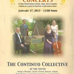 The Continuo Collective - Midday Music Concerts
