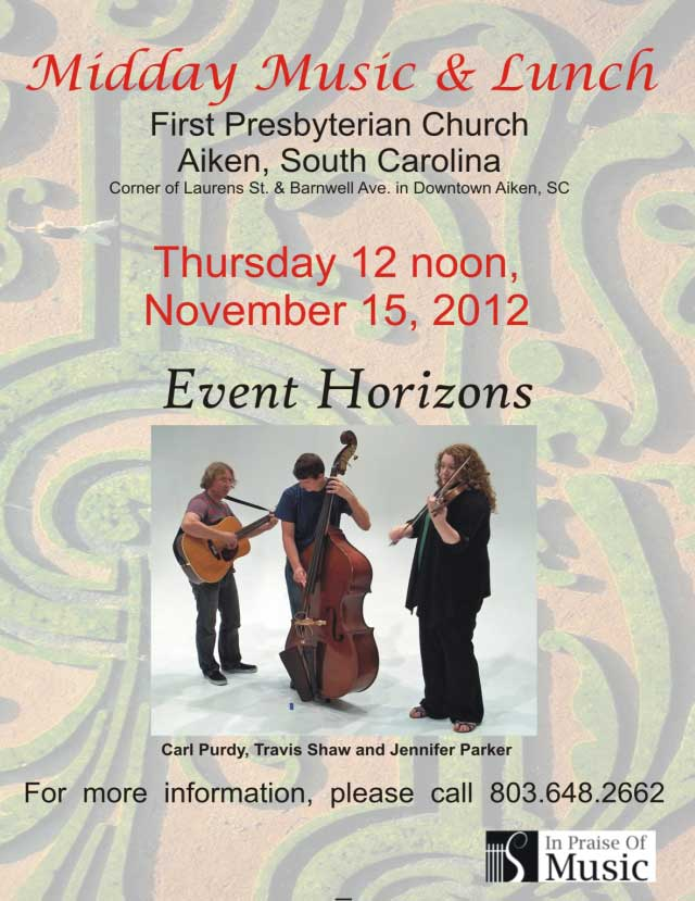 Event Horizons - Midday Concert