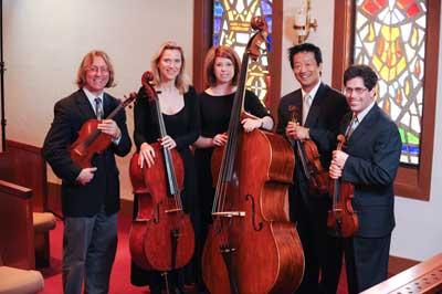 Kiokee String Quintet