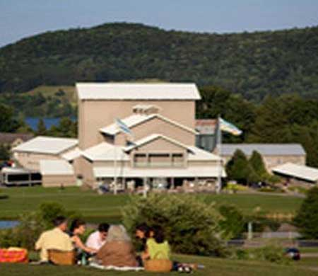 The Glimmerglass Festival's Alice Busch Opera Theater