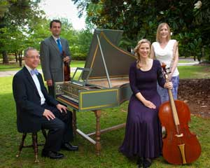 The Continuo Collective of the South