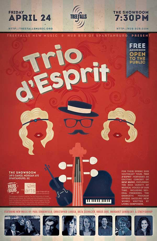 Trio d'Esprit