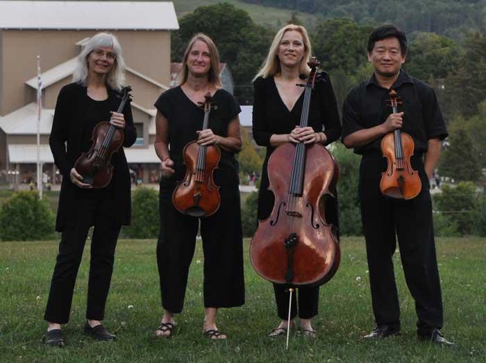 2015 Fenimore String Quartet