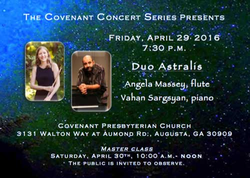 Covenant Concert Series
