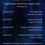 2016 Spring Concert Tour