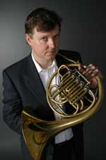 Aaron Brask, french horn